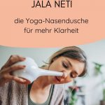 Jala Neti Nasenspülung - So geht's